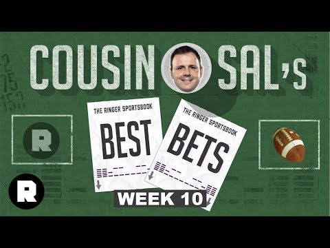 NFL Week 10 Best Bets With Cousin Sal | The Ringer