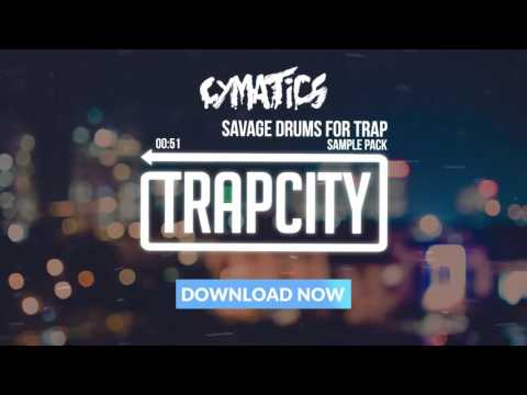 Cymatics - Savage Drums for Trap Sample Pack
