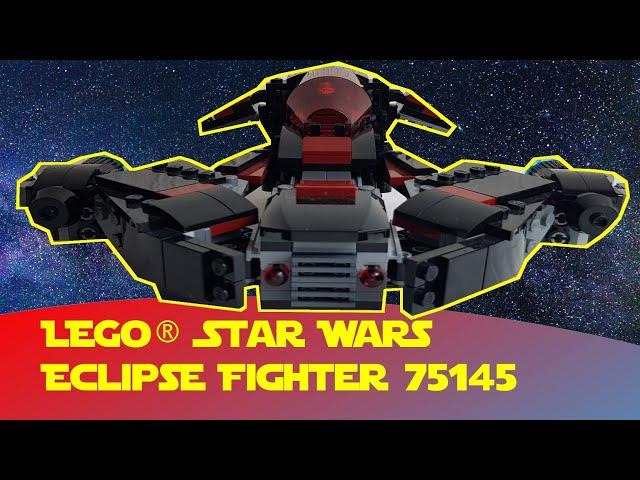 Lego Star Wars Freemaker Eclipse Fighter 75145
