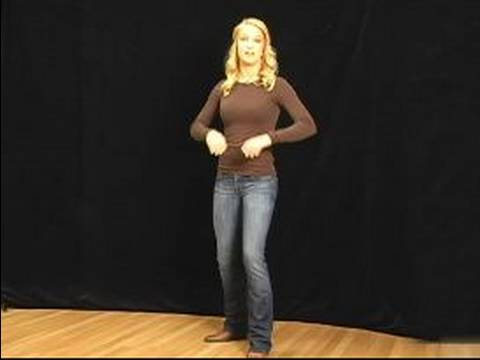 How to Line Dance : Line Dancing Steps
