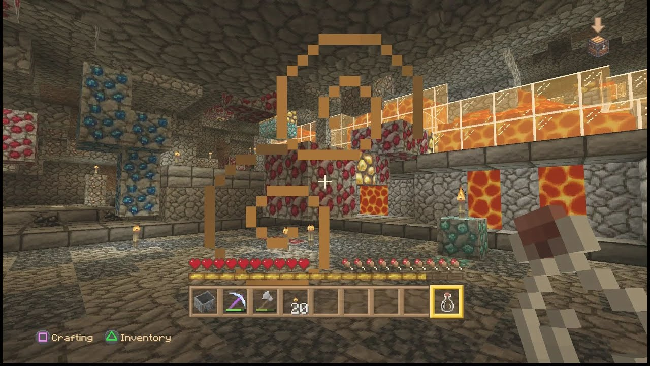 Minecraft Fire Resistance Potion Recipe 8 Minutes | Sante Blog - photo#40