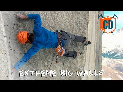 Big Wall Missions: Extreme Moves + Huge Exposure | Climbing Daily Ep.1722