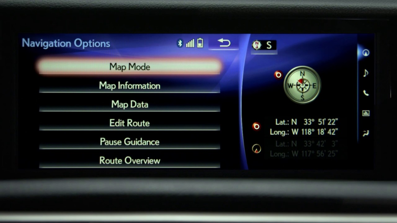 Navigation Quick Tips: Overview