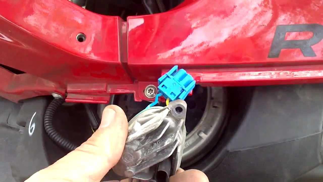 Bmw r1200gs adv sostituzione rel pompa benzina