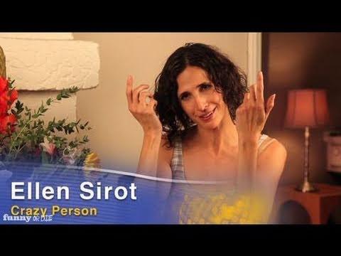 The Creepy Hand Model: Ellen Sirot With Michaela Watkins