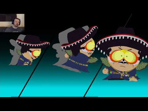 South Park: TFBW DLC - From Dusk Till Casa Bonita pt6 - Mariachi Love and Gorilla Hate