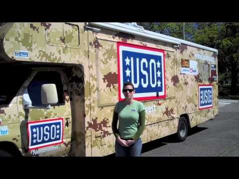 USO Northwest @ Heroes Half Marathon in Everett This Sunday (4/28)