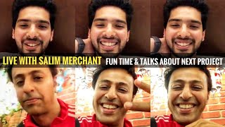 Armaan Malik Live With Salim Merchant Fun Time & Talks About Next Project SLV 2019