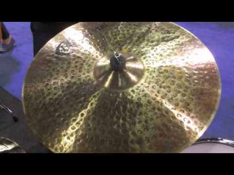 Bosphorus Cymbals @ 2013 Winter NAMM
