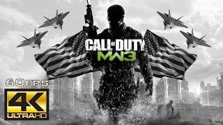 ᴴᴰ Call Of Duty Modern Warfare 3 PC Mind The Gap 4K 60FPS NO HUD BASS BOOSTED