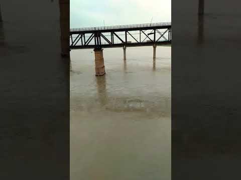 Ganga ji ka ankhon dekha najara.