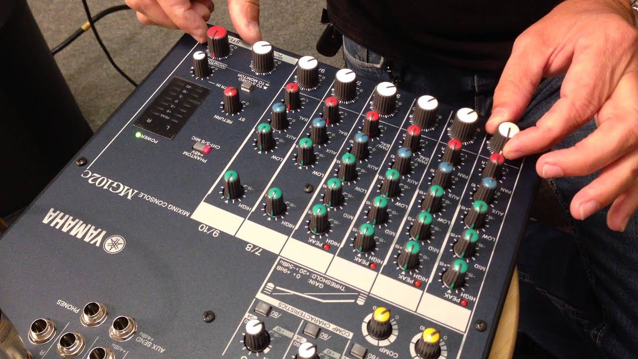 Jireh Supplies Demonstrates How to Connect external Mixer and Mics to Bose  L1 Compact
