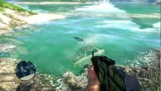 Far Cry 3 Gameplay Radeon HD 5770 Max Settings