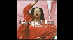 Rosalía - HIGHEST IN THE ROOM (Solo Version)