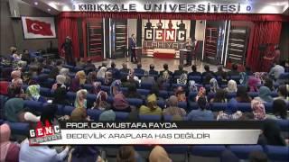 Genç İlahiyat - Prof. Dr. Mustafa Fayda - (Kırıkkale Üniversitesi)