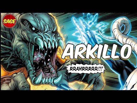 Who is DC Comics Arkillo? A Lesson In Fear.