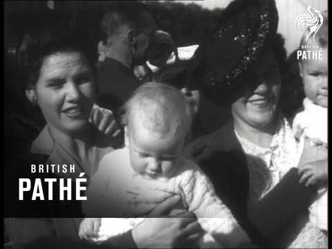 Babies Invade Government House  AKA Baby Show - Sydney (1940-1949)