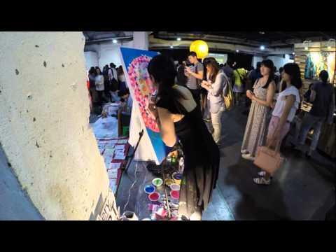 台北藝術自由日 Taipei Free Art Fair silsil