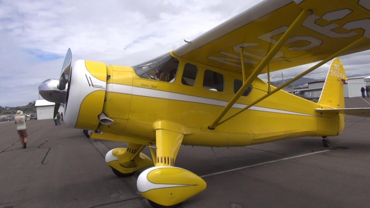 Puget Sound Antique Airplane Club - Northwest Air Tour - Gold Beach Or