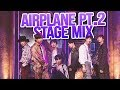 BTS 방탄소년단 - AIRPLANE PT.2 교차편집 STAGE MIX, 60fps
