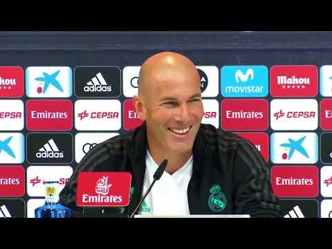 [English Subtitles] Zidane Press Conference   Match Day 9   Eibar