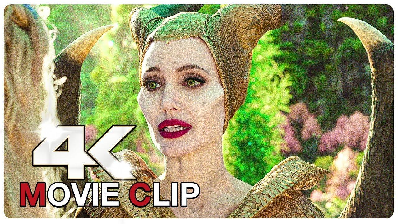 Aurora Wants To Marry Scene - MALEFICENT 2 MISTRESS OF EVIL (2019) Movie CLIP 4K