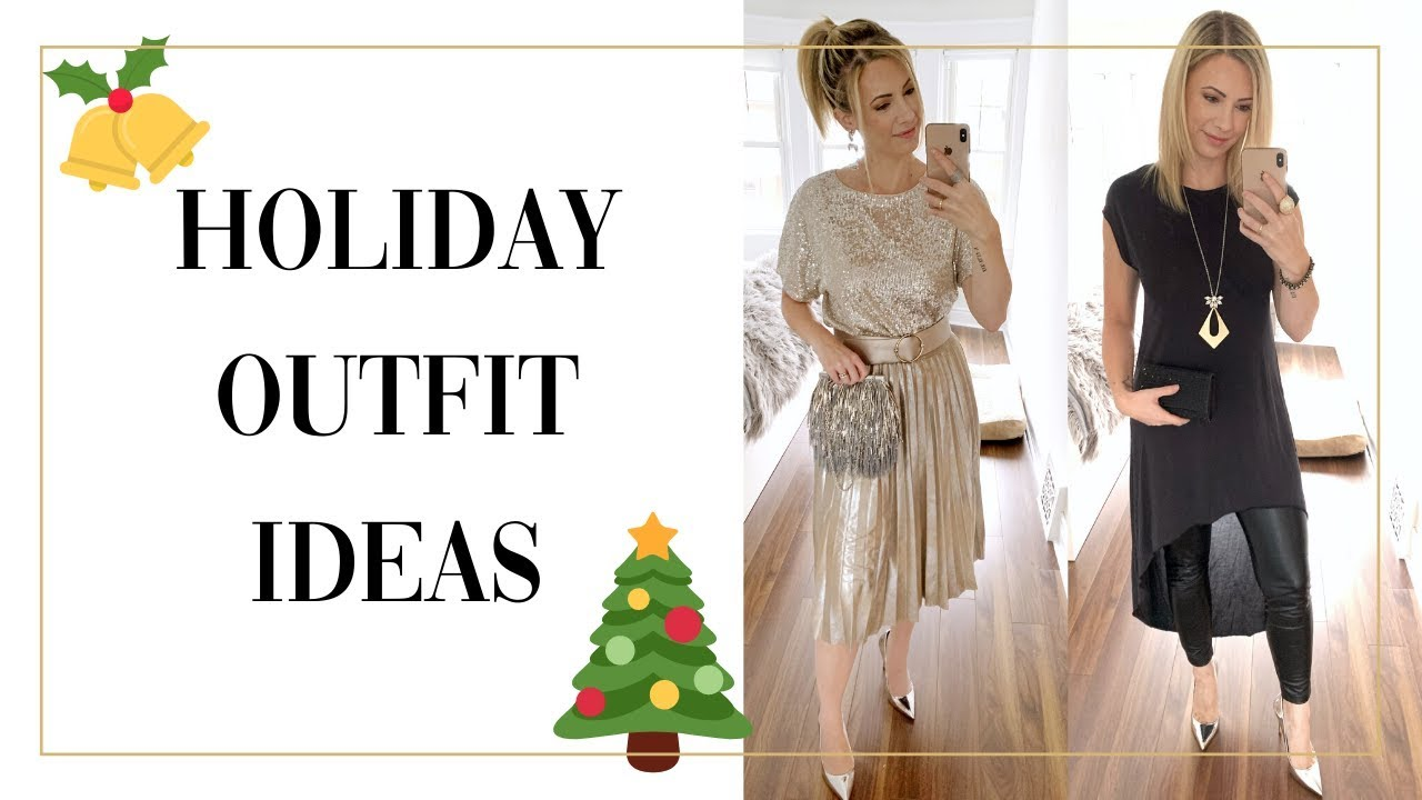 [VIDEO] - HOLIDAY OUTFIT LOOKBOOK 4