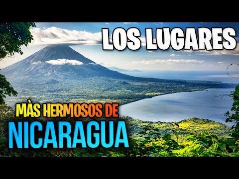 Los lugares màs bellos de NICARAGUA.