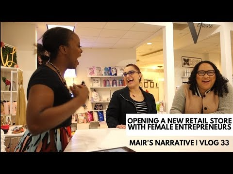 Opening A New Retail Store With Female Entrepreneurs In Houston's Galleria Mall | Ep. 33