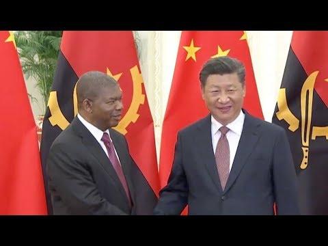 China, Angola Vow To Take Strategic Partnership To A New Level