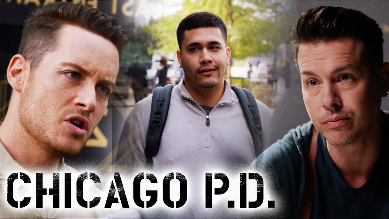 Arresting An Innocent Man To Make His Dad Talk | Chicago P.D.