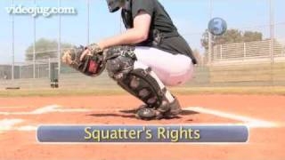 How To Play Catcher In Baseball