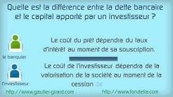 Bilan de société - quelle différence entre Dette et Fonds propres ?