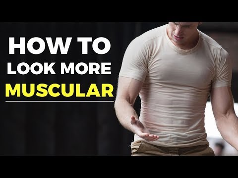 How To Look More Muscular | Style Tips To Look More Muscular | Alex Costa