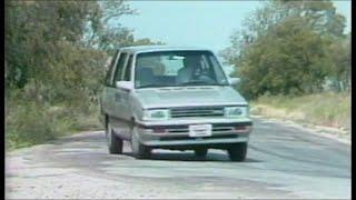 Road Test: Nissan Stanza W (1985)