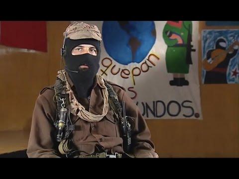 CAMINANTES -  Documentário sobre o Subcomandante Marcos, EZLN
