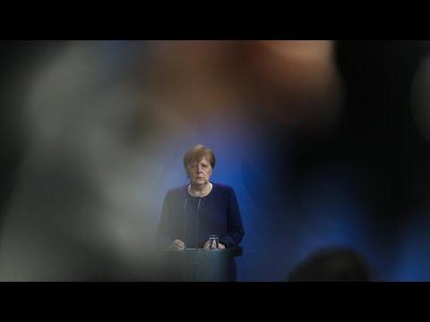 ميركل: كورونا أكبر اختبار للاتحاد الأوروبي ونحتاج إلى تحقيق -اكتفاء ذاتي- في انتاج الكمامات…  - نشر قبل 14 دقيقة