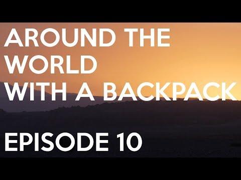 Wild Camping Around the Valley of the Moon (Atacama Desert) – Travel Vlog