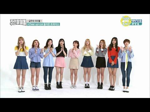 [ซับไทย] 160504 Weekly Idol - TWICE
