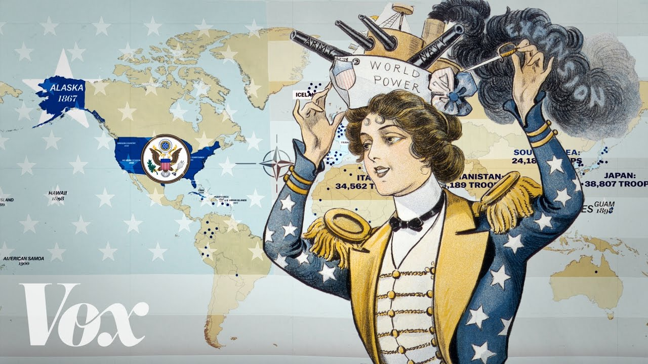 hight resolution of How America became a superpower - YouTube