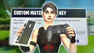 WIN GIFTED SKINS (EU) HOSTING CUSTOM MATCHMAKING FORTNITE | ANY PLATFORM | Fortnite battle royale