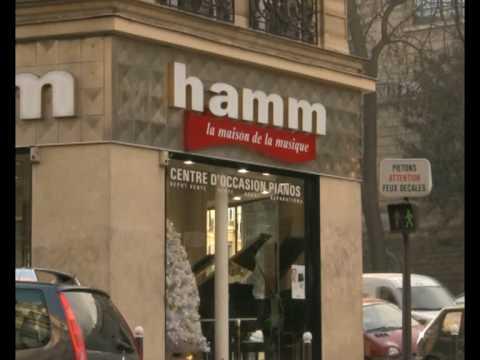 PIANO HAMM PARIS - Vente et location de pianos neufs et d'occasion