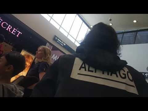 SYDNEY DOMESTIC AIRPORT   Trip