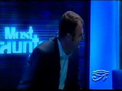 Derek Acorah - He