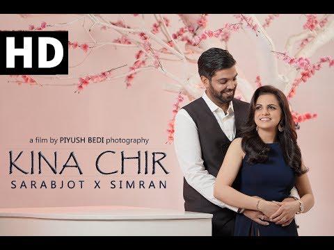 Kina Chir    The PropheC    Sarabjot+ Simran    Pre Wed    Piyush Bedi Photography