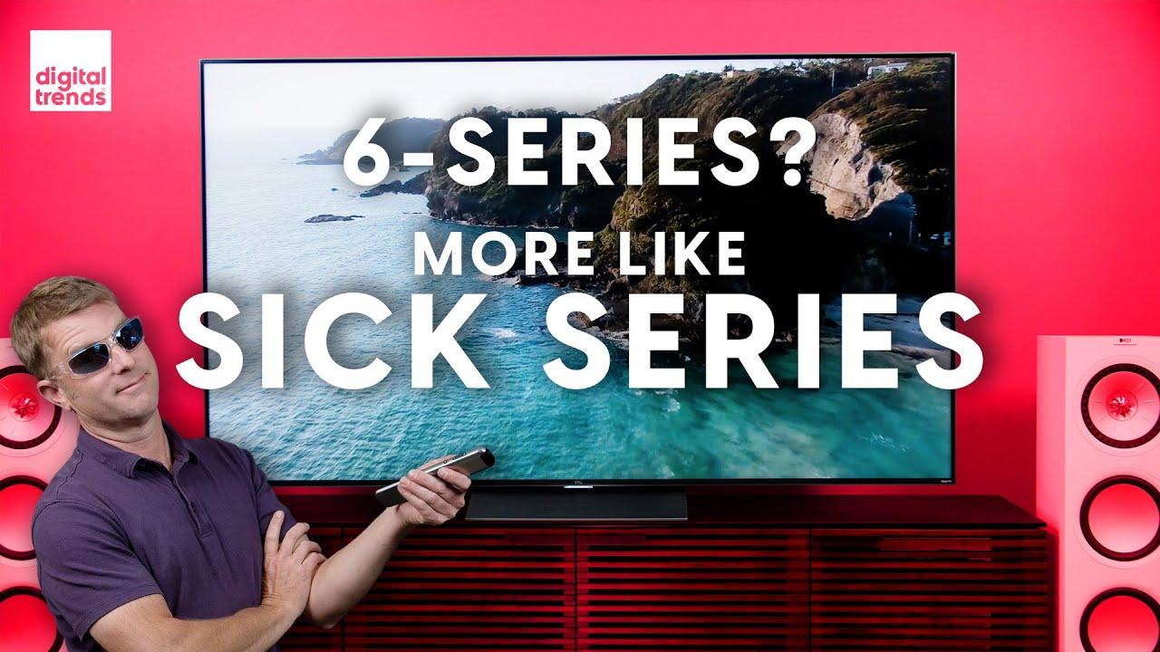 TCL 8K 6-Series (R648) TV Unboxing, Setup, Impressions