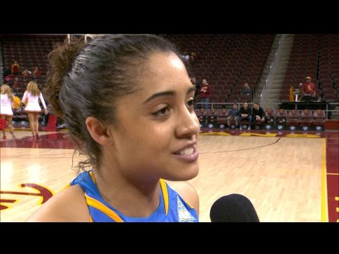 Recee' Caldwell Postgame Interview (at USC)