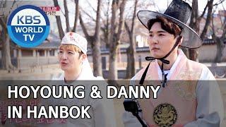 Hoyoung & Danny in Hanbok [Battle Trip/2020.04.18]