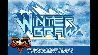Winter Brawl 12 - SFVAE - Tournament Play 5 ft. Nuckledu, ChrisG [1080p/60fps] (TIMESTAMP)