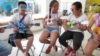 SEA GUITAR - Trải nghiệm làm nhạc sĩ (2)